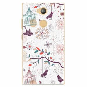 Plastový kryt iSaprio - Birds - Sony Xperia L2