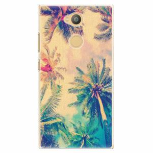 Plastový kryt iSaprio - Palm Beach - Sony Xperia L2
