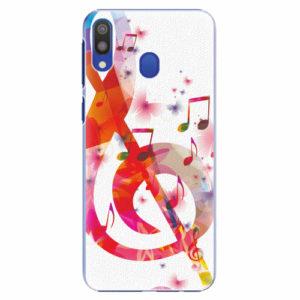Plastový kryt iSaprio - Love Music - Samsung Galaxy M20
