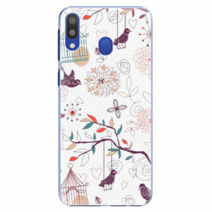 Plastový kryt iSaprio - Birds - Samsung Galaxy M20