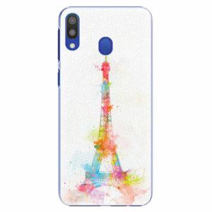 Plastový kryt iSaprio - Eiffel Tower - Samsung Galaxy M20