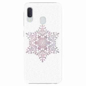 Plastový kryt iSaprio - Snow Flake - Samsung Galaxy A20e