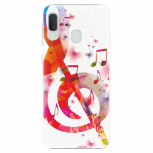 Plastový kryt iSaprio - Love Music - Samsung Galaxy A20e