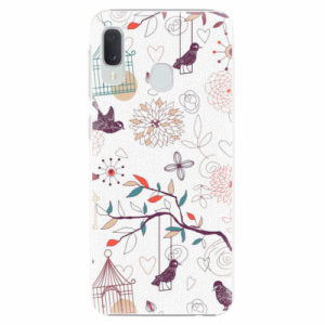 Plastový kryt iSaprio - Birds - Samsung Galaxy A20e