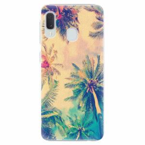 Plastový kryt iSaprio - Palm Beach - Samsung Galaxy A20e
