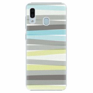 Plastový kryt iSaprio - Stripes - Samsung Galaxy A30
