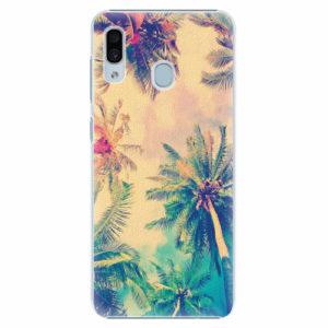 Plastový kryt iSaprio - Palm Beach - Samsung Galaxy A30