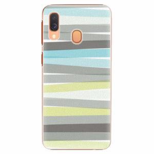 Plastový kryt iSaprio - Stripes - Samsung Galaxy A40
