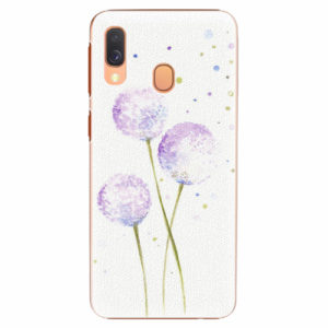 Plastový kryt iSaprio - Dandelion - Samsung Galaxy A40