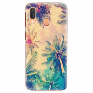 Plastový kryt iSaprio - Palm Beach - Samsung Galaxy A40