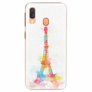 Plastový kryt iSaprio - Eiffel Tower - Samsung Galaxy A40