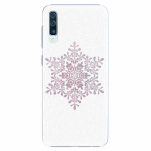 Plastový kryt iSaprio - Snow Flake - Samsung Galaxy A50