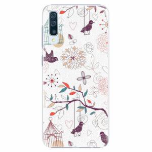 Plastový kryt iSaprio - Birds - Samsung Galaxy A50