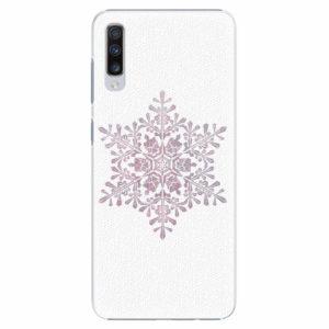 Plastový kryt iSaprio - Snow Flake - Samsung Galaxy A70