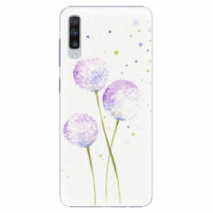 Plastový kryt iSaprio - Dandelion - Samsung Galaxy A70