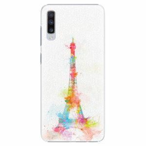 Plastový kryt iSaprio - Eiffel Tower - Samsung Galaxy A70