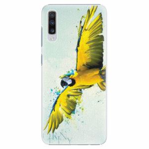 Plastový kryt iSaprio - Born to Fly - Samsung Galaxy A70