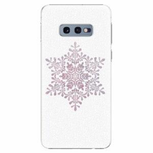 Plastový kryt iSaprio - Snow Flake - Samsung Galaxy S10e