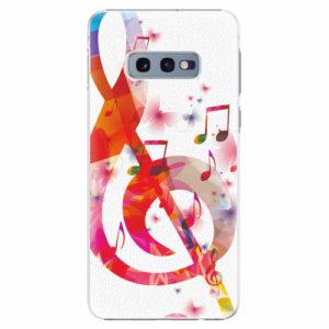Plastový kryt iSaprio - Love Music - Samsung Galaxy S10e