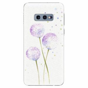 Plastový kryt iSaprio - Dandelion - Samsung Galaxy S10e