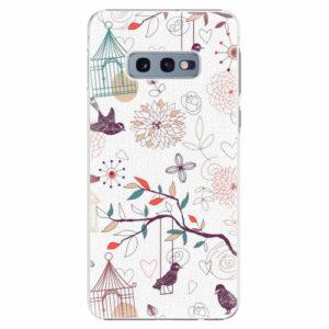 Plastový kryt iSaprio - Birds - Samsung Galaxy S10e