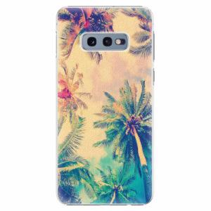 Plastový kryt iSaprio - Palm Beach - Samsung Galaxy S10e