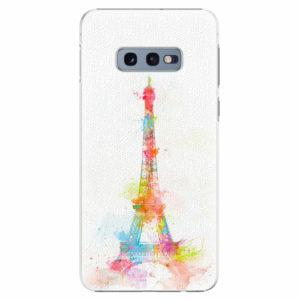 Plastový kryt iSaprio - Eiffel Tower - Samsung Galaxy S10e