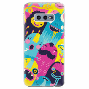 Plastový kryt iSaprio - Monsters - Samsung Galaxy S10e
