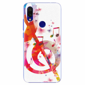 Plastový kryt iSaprio - Love Music - Xiaomi Redmi 7