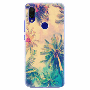 Plastový kryt iSaprio - Palm Beach - Xiaomi Redmi 7