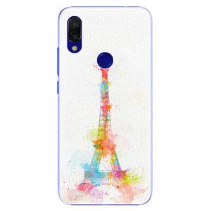 Plastový kryt iSaprio - Eiffel Tower - Xiaomi Redmi 7