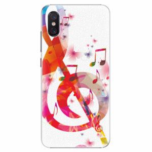 Plastový kryt iSaprio - Love Music - Xiaomi Mi 8 Pro