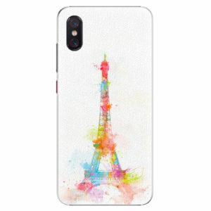 Plastový kryt iSaprio - Eiffel Tower - Xiaomi Mi 8 Pro