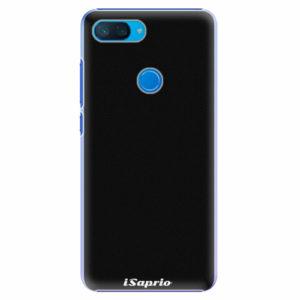 Plastový kryt iSaprio - 4Pure - černý - Xiaomi Mi 8 Lite