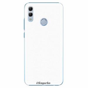 Plastový kryt iSaprio - 4Pure - bílý - Huawei Honor 10 Lite