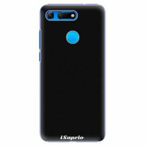 Plastový kryt iSaprio - 4Pure - černý - Huawei Honor View 20