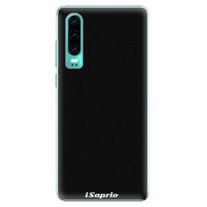 Plastový kryt iSaprio - 4Pure - černý - Huawei P30