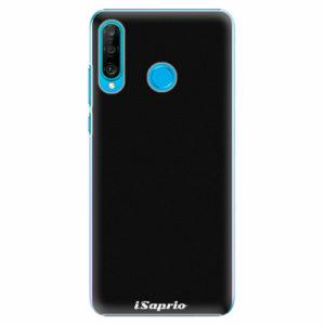 Plastový kryt iSaprio - 4Pure - černý - Huawei P30 Lite