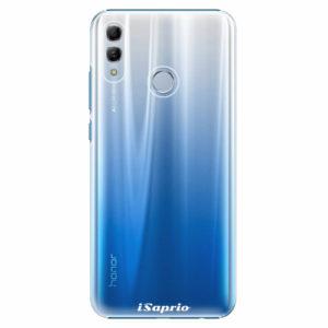Plastový kryt iSaprio - 4Pure - průhledný matný - Huawei Honor 10 Lite