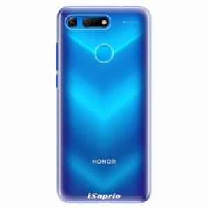 Plastový kryt iSaprio - 4Pure - průhledný matný - Huawei Honor View 20