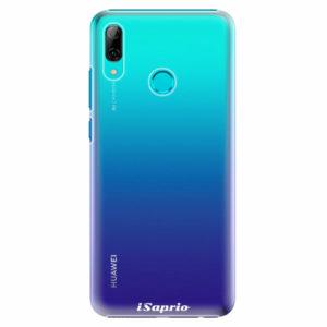 Plastový kryt iSaprio - 4Pure - průhledný matný - Huawei P Smart 2019