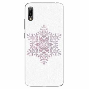 Plastový kryt iSaprio - Snow Flake - Huawei Y6 2019
