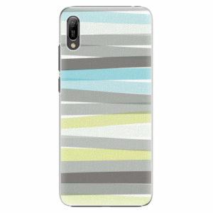 Plastový kryt iSaprio - Stripes - Huawei Y6 2019