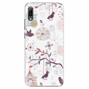 Plastový kryt iSaprio - Birds - Huawei Y6 2019