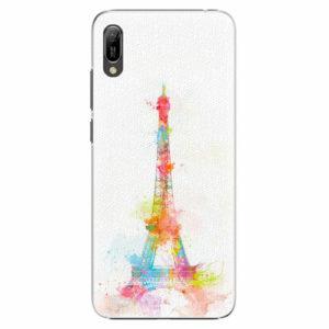 Plastový kryt iSaprio - Eiffel Tower - Huawei Y6 2019