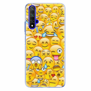 Plastový kryt iSaprio - Emoji - Huawei Honor 20