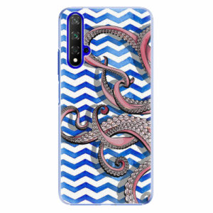 Plastový kryt iSaprio - Octopus - Huawei Honor 20