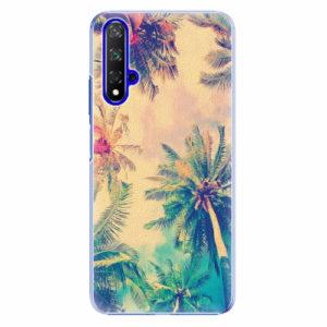Plastový kryt iSaprio - Palm Beach - Huawei Honor 20