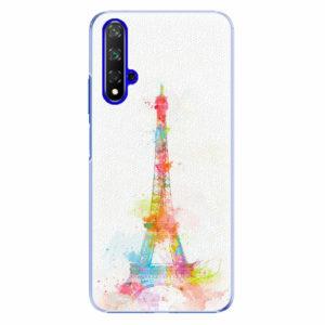 Plastový kryt iSaprio - Eiffel Tower - Huawei Honor 20