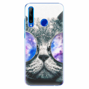 Plastový kryt iSaprio - Galaxy Cat - Huawei Honor 20 Lite
